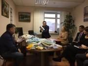 Презентация проекта «Я родился» в Минздраве